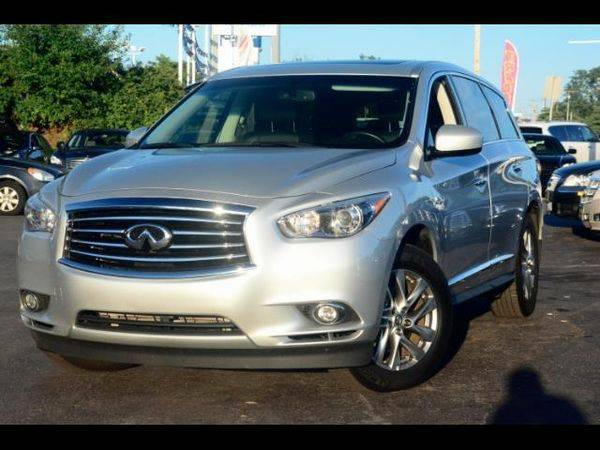 2015 *Infiniti* *QX60* We can get you approved! Call Today!
