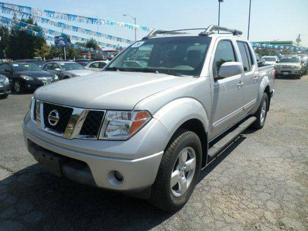 2006 *Nissan* *Frontier* LE Crew Cab 4WD -⚡SPECIAL PRICES...