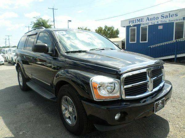 2004 *Dodge* *Durango* Limited 4WD 4dr SUV -⚡SPECIAL PRICES...