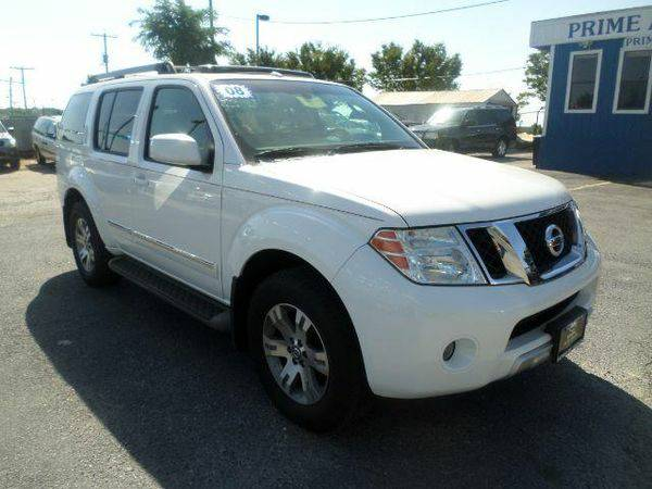 2008 *Nissan* *Pathfinder* LE 4WD -⚡SPECIAL PRICES ⚡