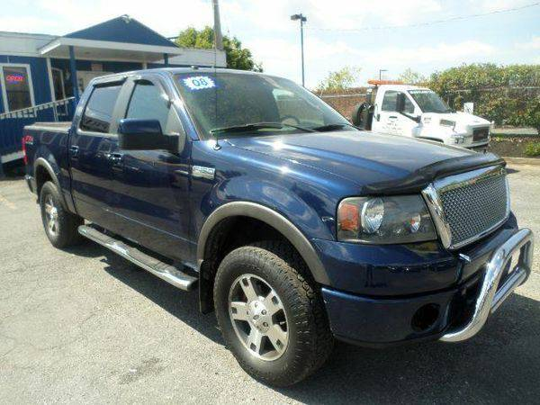 2008 *Ford* *F-150* *F 150* *F150* FX4 SuperCrew Short Box...
