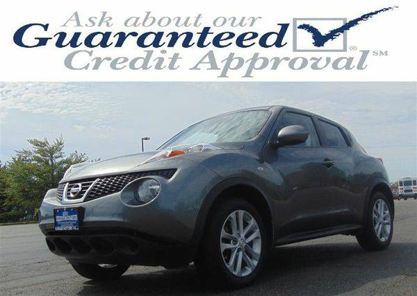 2013 *NISSAN* *JUKE* SV -WE FINANCE EVERYONE! CALL NOW!!!