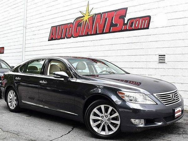 2010 *Lexus* *LS* 460 L - DOWN PAYMENTS FROM $1000