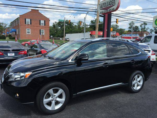 2012 *Lexus* *RX* *350* Base AWD 4dr SUV - 100's of Positve...