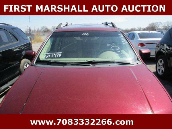 2006 Ford Freestyle Limited AWD 4dr Wagon - First Marshall Auto...