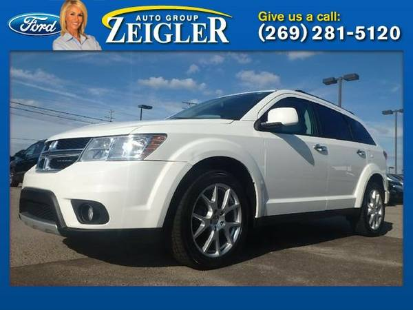 2012 Dodge Journey Crew SUV Journey Dodge