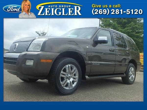 2008 Mercury Mountaineer Premier SUV Mountaineer Mercury