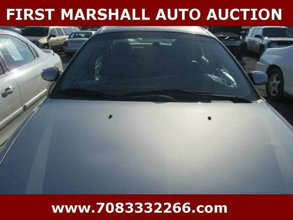 2002 Ford Taurus SES Standard - First Marshall Auto Auction