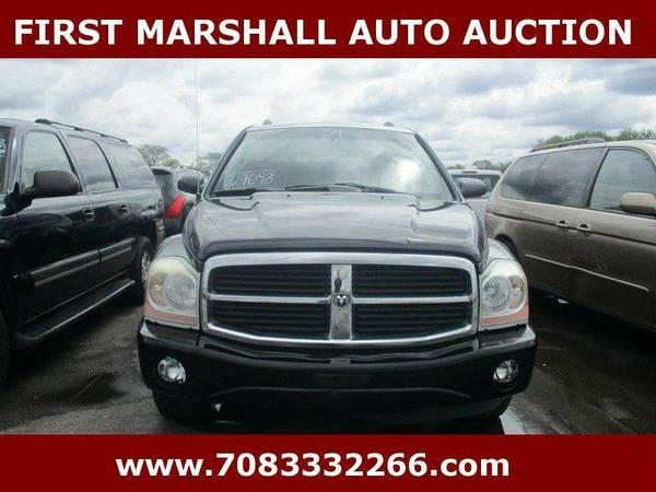 2004 Dodge Durango SLT 4WD 4dr SUV - First Marshall Auto Auction