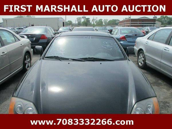 2004 Hyundai Tiburon GT - First Marshall Auto Auction