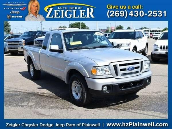 2010 Ford Ranger Sport Truck Ranger Ford