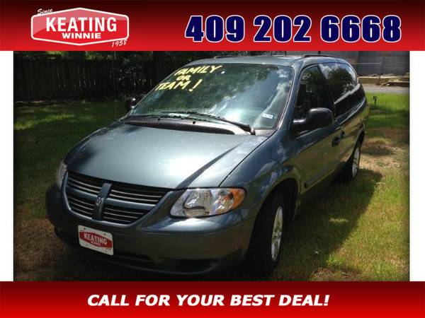 2006 Dodge Grand Caravan SE Blue