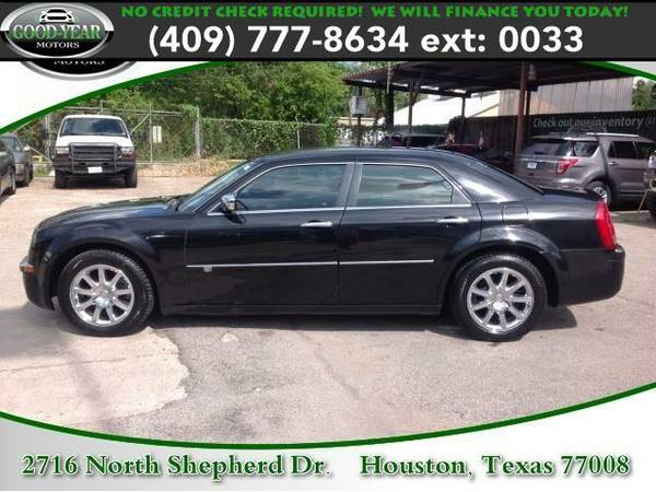 2008 *Chrysler 300-Series* C Hemi NO CREDIT CHECK REQUIRED!