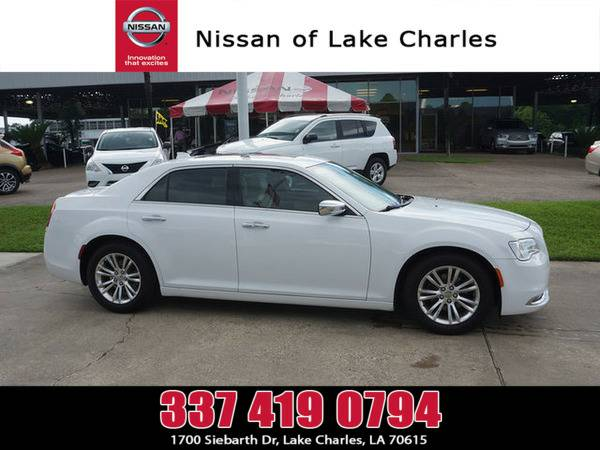 *2016* *Chrysler 300* ** *Bright White Clearcoat*