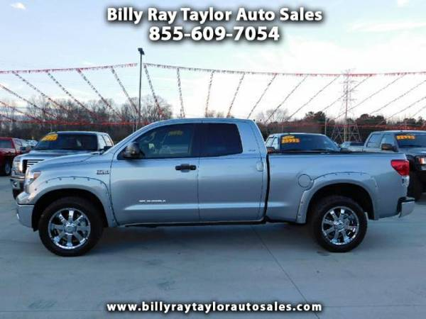 2013 Toyota Tundra SR5 Double Cab 4WD