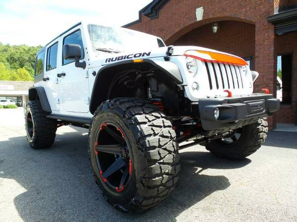 2016 Jeep Wrangler Unlimited Rubicon Hard Rock Edition. Must See!!!