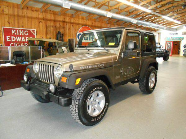 2004 *Jeep* *Wrangler* Rubicon