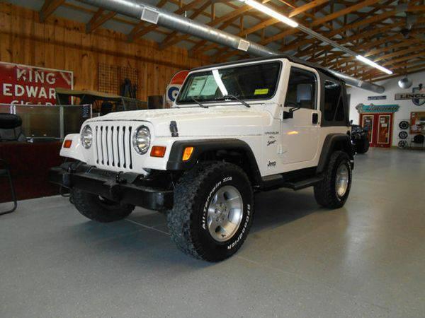 1999 *Jeep* *Wrangler* Sport