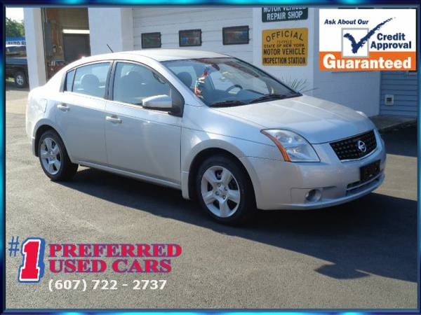 Nissan Sentra 2.0S 2008!! 77,000 Miles!! Guaranteed Credit Approval!!