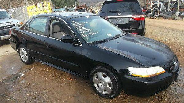 2001 *HONDA* *ACCORD* FWD - Trade-Ins Welcome!