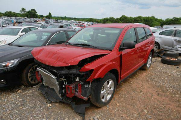 2013 *DODGE* *JOURNEY* FWD - Trade-Ins Welcome!
