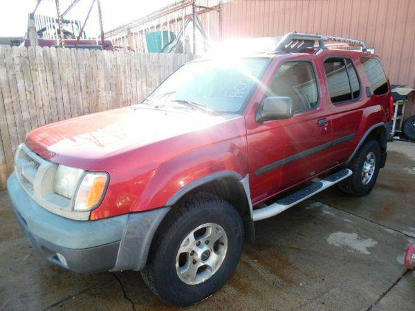 2001 *NISSAN* *XTERRA* 4WD - Trade-Ins Welcome!