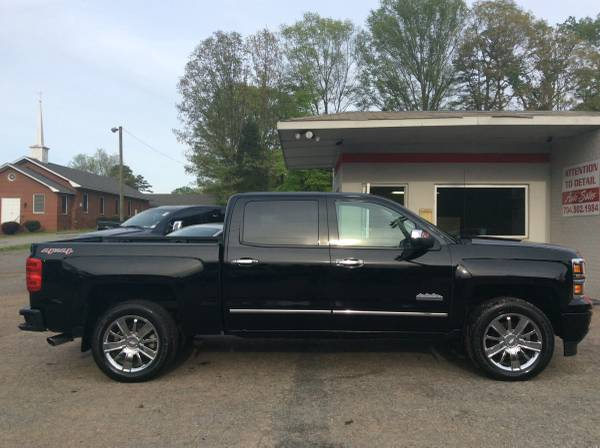 14-Chevrolet Silverado High Country 4x4-1 Owner!Clean Carfax!Loaded!