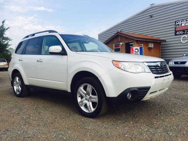 2009 Subaru Forester 2.5X Limited w/104k Miles