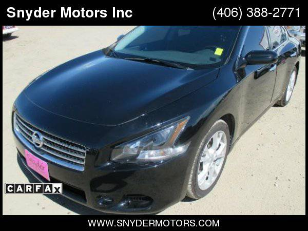 2009 Nissan Maxima SV ONLY 95k Super Clean New Tires Moonroof