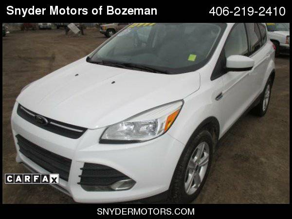 2013 Ford Escape SE AWD 4dr EcoBoost Turbo Clean Loaded