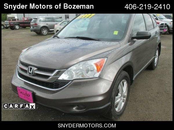 2010 Honda CR-V EX AWD 4dr SUV SunRoof Clean New Tires 103K