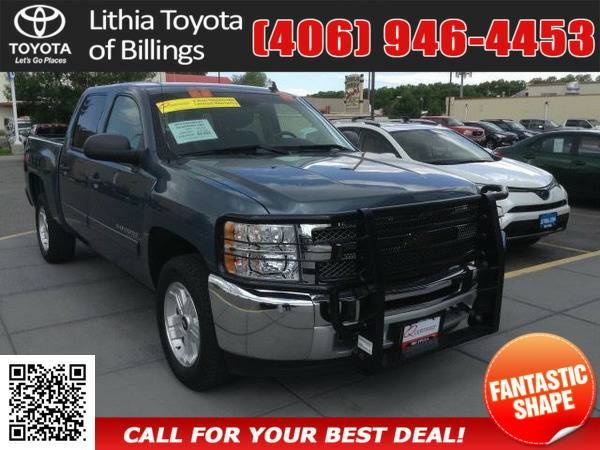 *2013* *CHEVROLET SILVERADO 1500* *LT* *BLUE GRANITE*