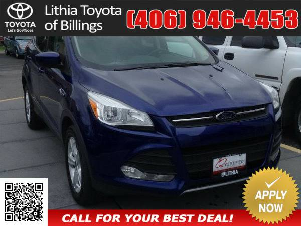 *2014* *FORD ESCAPE* *SE* **