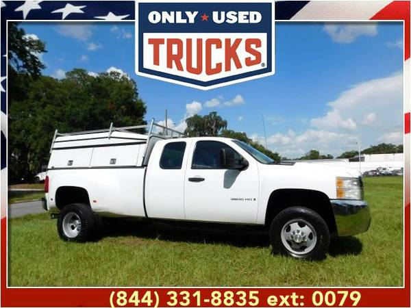 2008 *Chevrolet Silverado 3500* DRW Work Truck Heavy Duty (8cyl,...