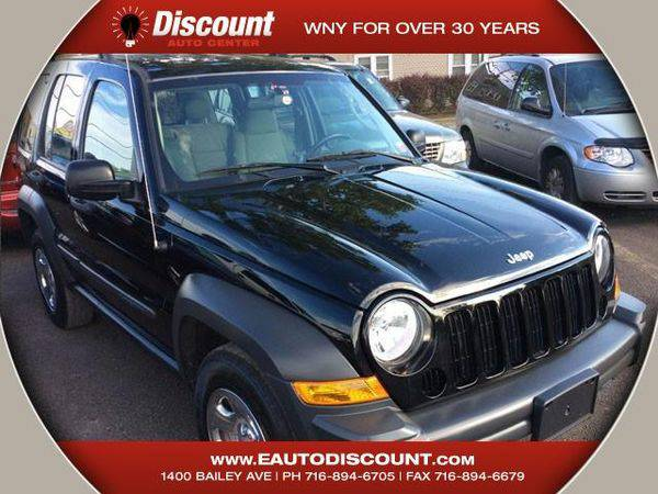 2007 *Jeep* *Liberty* Sport 4WD -☎️ CALL OR 📱...