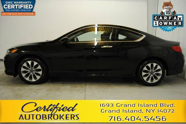 2014 Honda Accord LX-S Coupe *Bluetooth* ✅Call or TEXT...