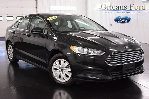 2014 Ford Fusion 4D Sedan S low 12,408 miles