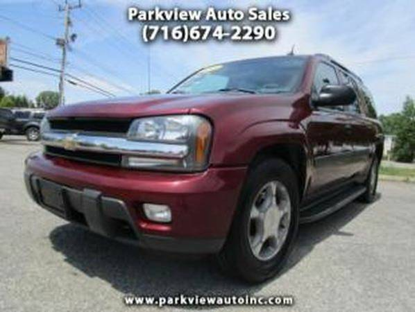 2005 *Chevrolet* *TrailBlazer* *EXT* LS 4WD 4dr SUV - GET APPROVED...