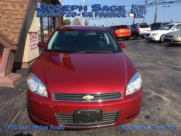 2008 Chevrolet Impala LT - Instant finance!