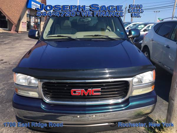 2005 GMC Yukon - Guaranteed approval! Apply online!