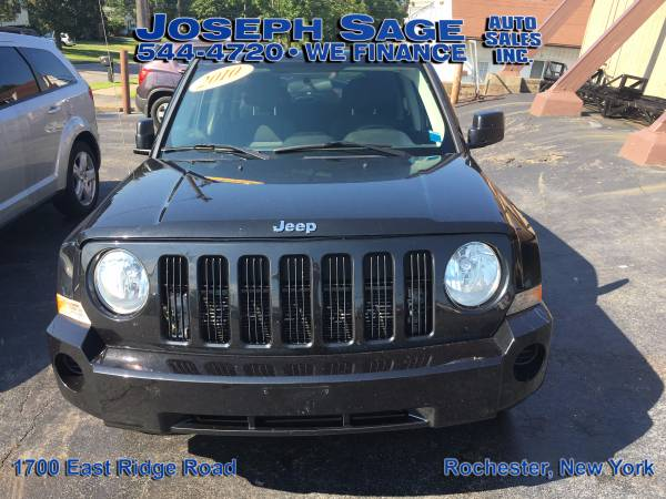 2010 Jeep Patriot 4x4 - No credit? No problem!
