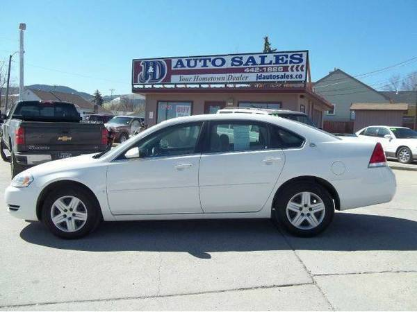 2008 Chevy Impala with low miles