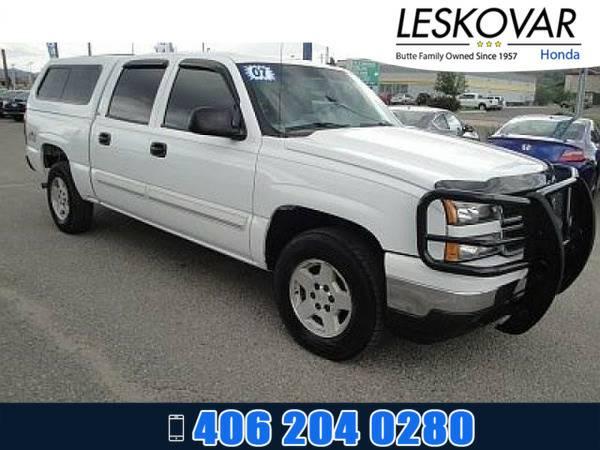 *2007* *Chevrolet Silverado 1500 Classic* *Crew Cab Pickup LT3*...