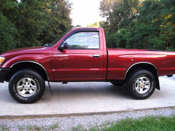 2002 Toyota ( 1 Owner 4x4 ) Tacoma Ex-Cab * Also 2006 Tacoma PreRunner