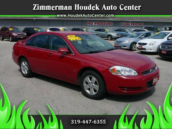 2008 Chevrolet Impala LT**NEW TIRES**HEATED LEATHER**GREAT MPG**
