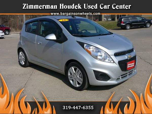 2014 Chevrolet Spark 1LT*ONE OWNER*ONLY 8,000 MILES*SATELLITE RADIO!