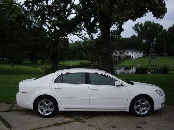 $6500--08 MALIBU LT--1 OWNER/4 CYLINDER/MARVELOUS CONDITION/WARRANTY