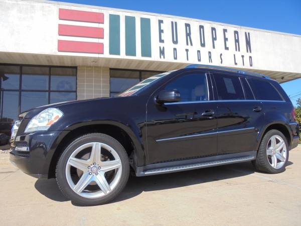 2011 Mercedes GL550 4Matic AWD 3rd Row Seating 7-Passenger