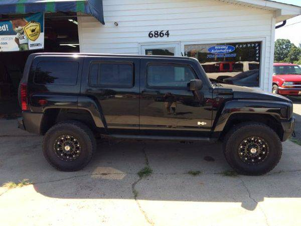 2007 *Hummer* *H3* Base - Call or TEXT! Financing Available!
