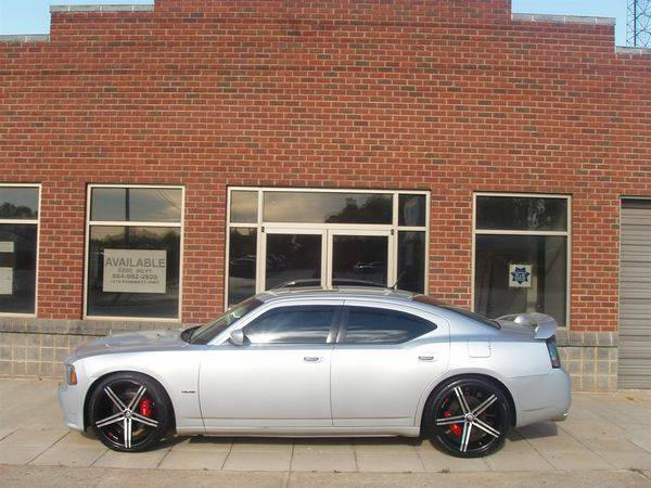 2008 *Dodge* *Charger* SRT-8 - Your Pre-Owned Import Specialist